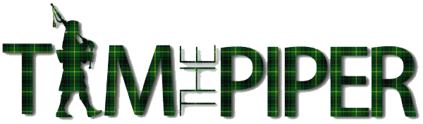 Tam The Piper Logo